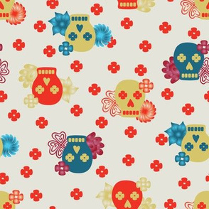 Video Game Sugar Skulls