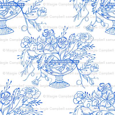 chinoiserie vase 1000 repeat