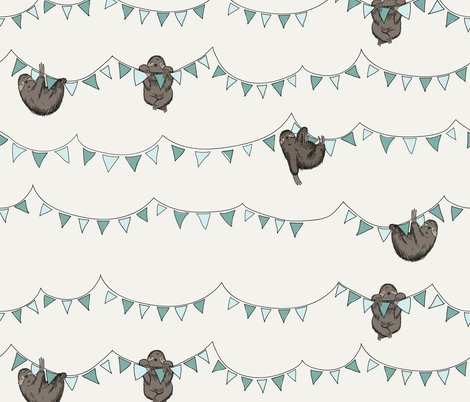 Rrrsloth-bunting_gender-neutral_24x15inches-01_shop_preview