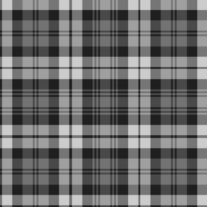 Grey Watch tartan, 12""
