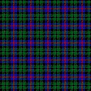 Durham tartan by Wilsons, from 1819, 1.5""