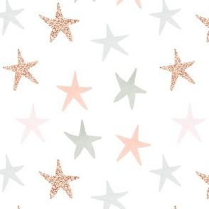 """6"""" Good Night Stars // White"""