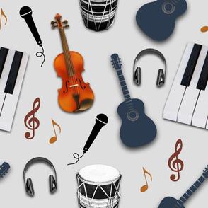 HobbiesMusic