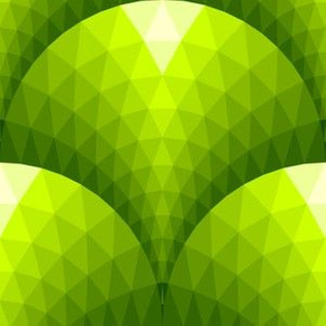 08120854 : faceted scales : verdant