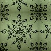 Spirals With Texture