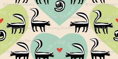 We LOVE you little stinker_©Solvejg Makaretz