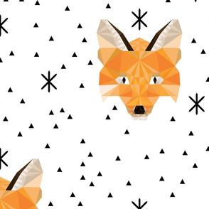 Geometric Fox - Large Scale