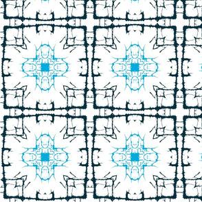 Raggedy granny squares