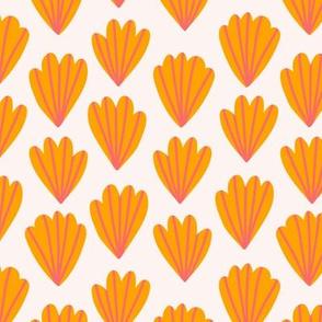 Yellow shells