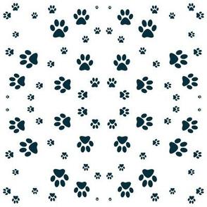 Cat Paws - Circles