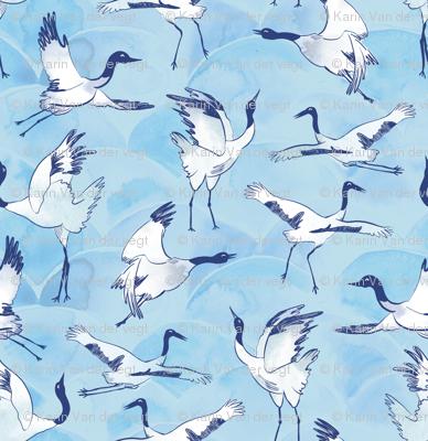 Immortal cranes