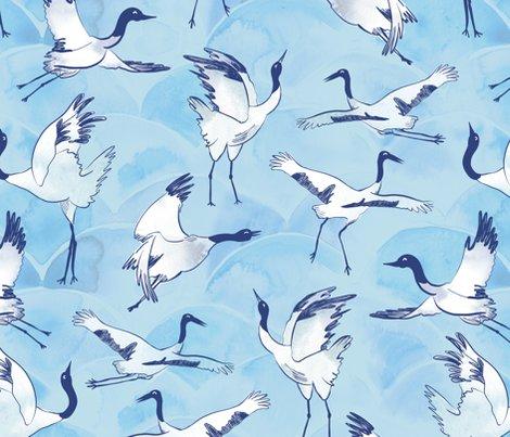 Rrjapansekraanvogels-blauw_shop_preview