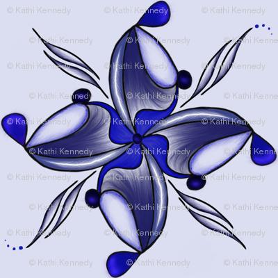 Pyrah Blue