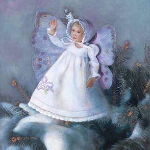 Panel of Snow Fairy Celestine