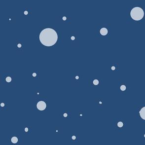 fish dream (blue bubbles)