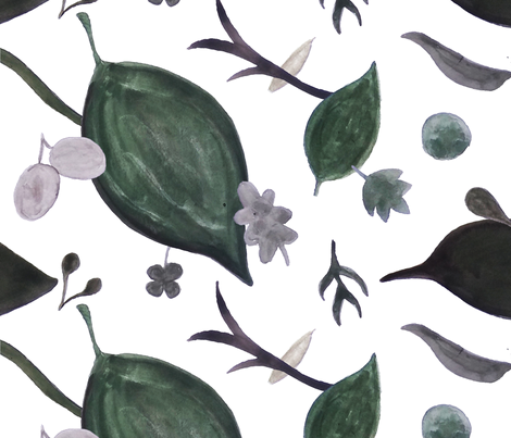Grow, Baby, Grow! fabric by withoutaladder on Spoonflower - custom fabric