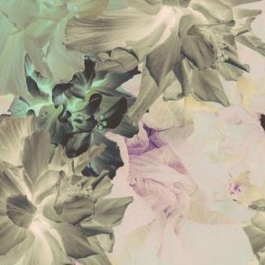 Vinrage floral