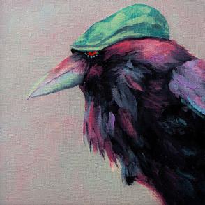 Gangster Raven