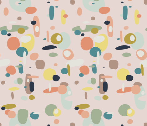 Gender Neutral Wallpaper fabric by copapod on Spoonflower - custom fabric