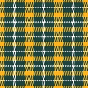 Green Bay Packers Plaid