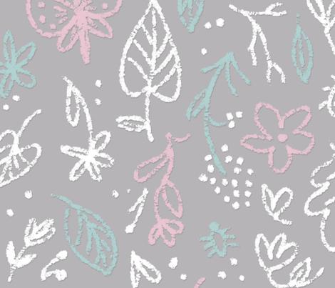 sleep fabric by sandra_bereg on Spoonflower - custom fabric