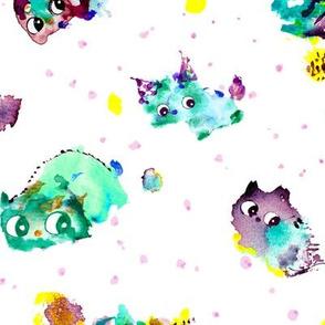 pattern-green-purple-cat-spoonflower