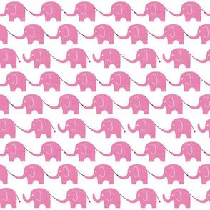 Pink Elephant Parade