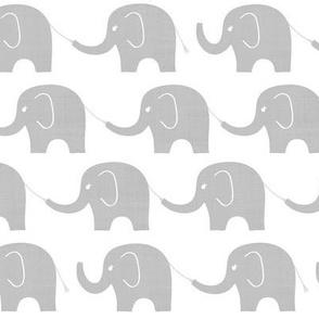 Grey Elephant Parade
