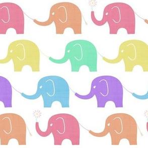 Elephant Fiesta