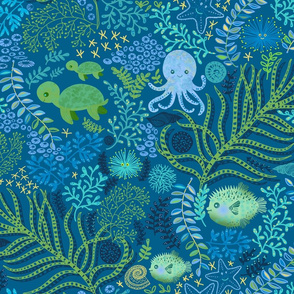 UNDER THE SEA BABY -