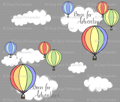 Born for Adventure Hot Air Balloons