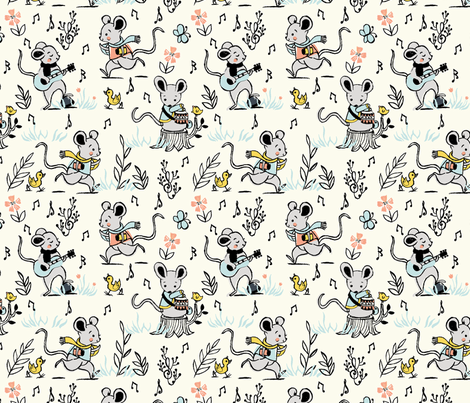 good day fabric by theboutiquestudio on Spoonflower - custom fabric