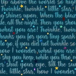 Twinkle Little Star Twilight