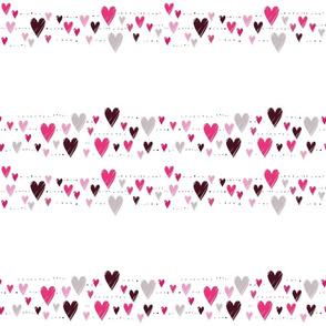 heart stripes