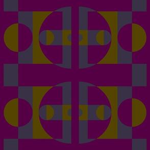 Courtside Royal Purple