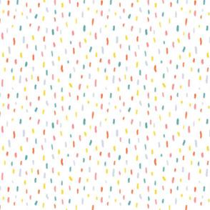 Raindrops Everywhere Pattern