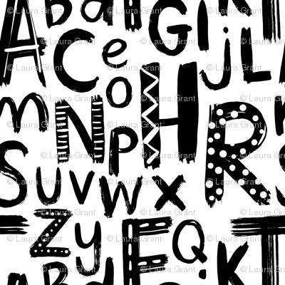 nursey alphabet 2