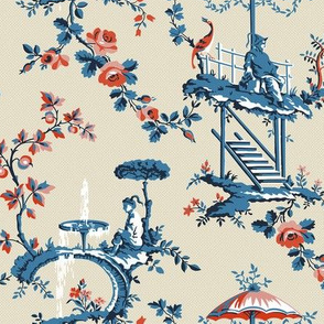 Chinoiserie Moderne 1a