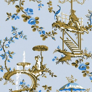 Chinoiserie Moderne 1c