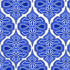 Blue Chinoiserie