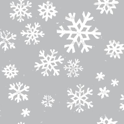 snowflakes(silver)