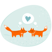 foxes on a date