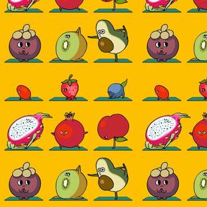 Super Fruits Yoga