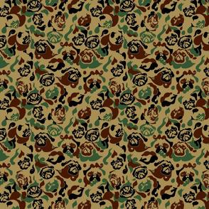 Pug Camouflage
