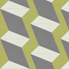 Mustard + Gray Diamond 4