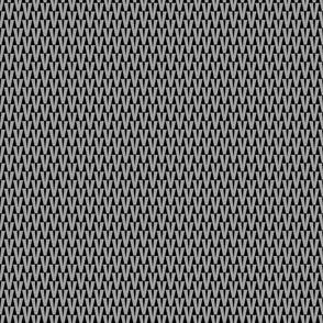 all gray v upright black - tiny