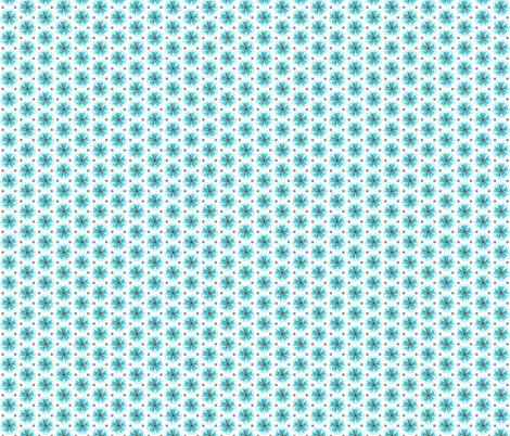 Holiday Dot - Blue-White fabric by denise_ortakales on Spoonflower - custom fabric