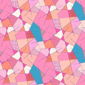 HV Geometric Pink