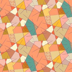 HV Geometric Orange
