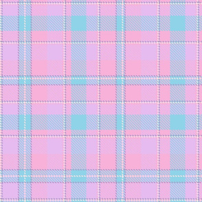 The Scottish Tartan.